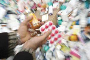 کشف ۶۰ هزار قلم داروی قاچاق در سردشت