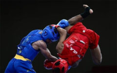 درخشش ووشوکاران آذربایجانغربی در مسابقات قهرمانی کشور