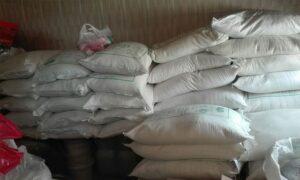 کشف ۳۴ تن شکر احتکار شده در شهرستان چایپاره