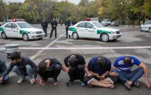 باند سارقان خودرو در بوکان شناسایی و دستگیر شدند