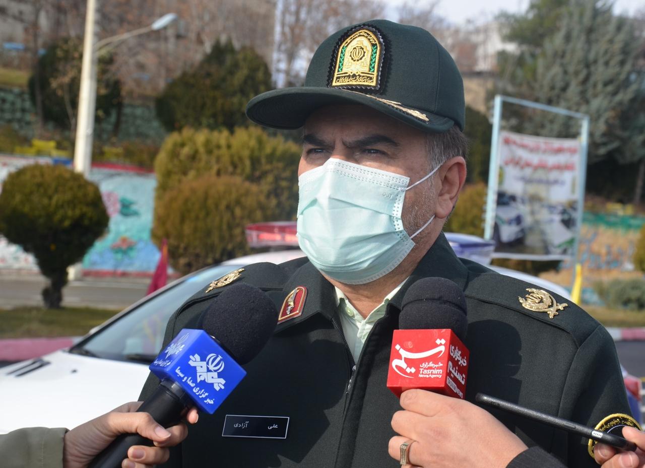 اعضای باند کلاهبرداری در آذربایجان غربی دستگیر شدند