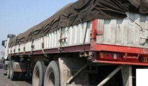 توقیف یک دستگاه کامیون کالای قاچاق در خوی