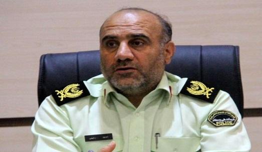 دستگیری یک تروریست انتحاری در عوارضی تهران-قم