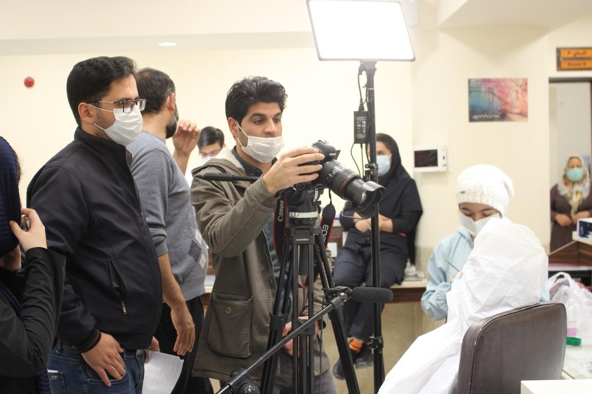 تولید فیلم کوتاه داستانی« شیفت » در حوزه هنری آذربایجان غربی