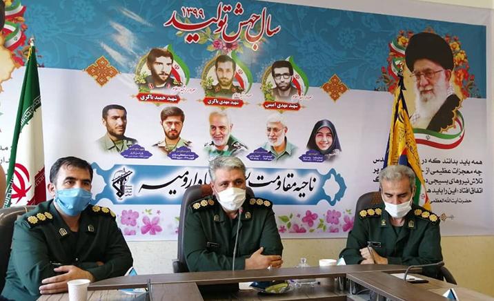 برگزاری ۴۰۰ عنوان برنامه در ارومیه همزمان با هفته دفاع مقدس