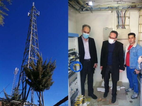 اینترنت روستاهای بالای ۲۰ خانوار آذربایجان غربی تامین می شود
