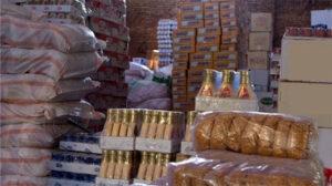 توقیف 3 تن مواد غذایی تاریخ مصرف گذشته در سردشت