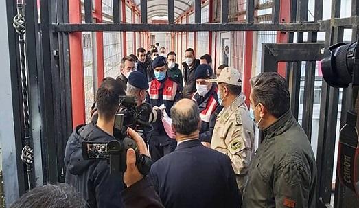 15 زندانی ایرانی محبوس در ترکیه به کشور منتقل شدند