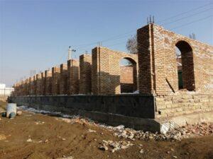 مرمت مسجد جامع ارومیه از آغاز تا اکنون