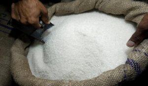 10 تن شکر خارج از شبکه توزیع در ارومیه کشف و ضبط شد