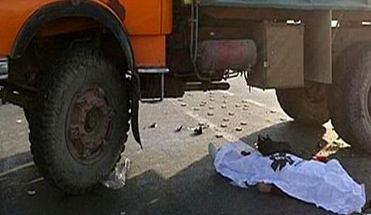 مرد ایرانی در پی تصادف با کامیون عراقی جان خود را از دست داد