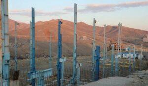 نصب 65 درصدی تجهیزات لازم برای راه اندازی پروژه تلهكابین ارومیه