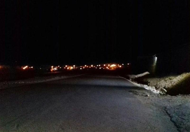 مردم ارومیه از عدم روشنایی جاده چیچست ناراضی هستند