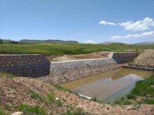 بهره برداری از ۱۲ طرح حفاظت و پیشگیری از فرسایش خاک در آذربایجان غربی