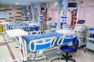 تخت های بیمارستان امام رضا (ع) ارومیه افزایش می یابد