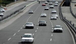 کاهش بالغ بر 7 درصدی تردد وسایل نقلیه در آذربایجان غربی