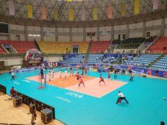 صدرنشینی شهرداری ارومیه در والیبال ایران پس از ۵ سال و ۲۳ روز