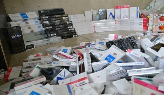 بیش از 2 هزار باکس سیگار قاچاق در خوی کشف و ضبط شد