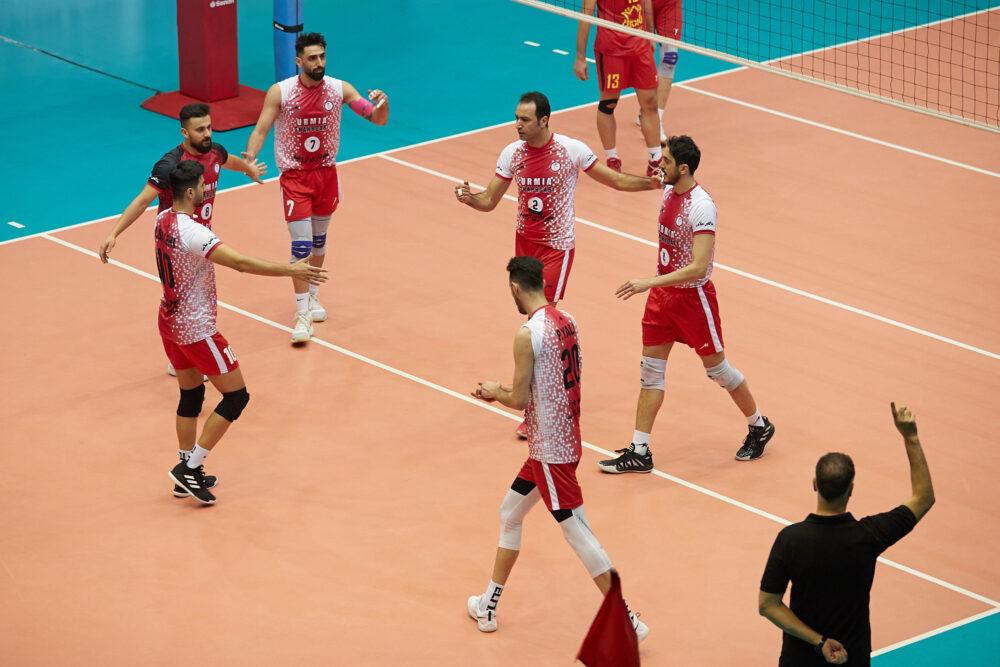 شهرداری ارومیه با شکست تیم راهیاب ملل به رده دوم جدول بازگشت