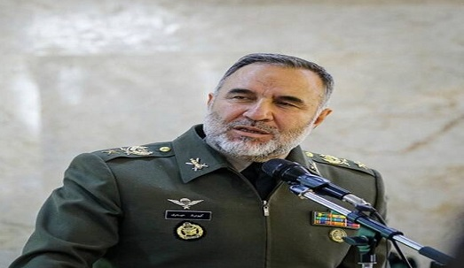 ارتشیان و پاسداران حافظ امنیت پایدار در مرزهای شمال غرب هستند