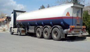 اجازه تردد کامیونهای حامل مواد سوختی در مرز تمرچین صادر شد