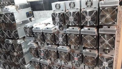 کشف ۵۰۰ دستگاه ماینر قاچاق در ارومیه