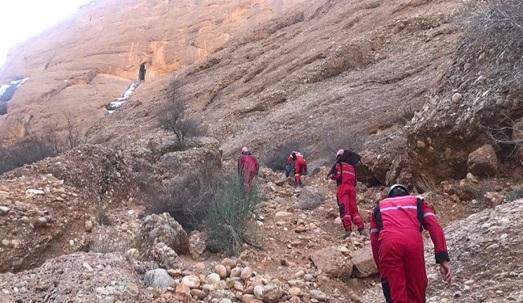 3 گردشگر ارومیه ای در کوه های دربند از مرگ حتمی نجات یافتند