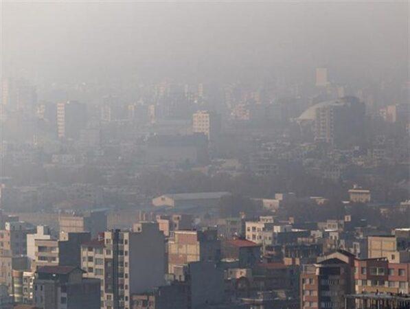 کیفیت هوای ارومیه برای گروههای حساس ناسالم است