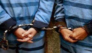 ۲۱ نفر از اراذل و اوباش شهرستان نقده دستگیر شدند