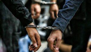 دستگیری 10 سارق سابقهدار در سردشت