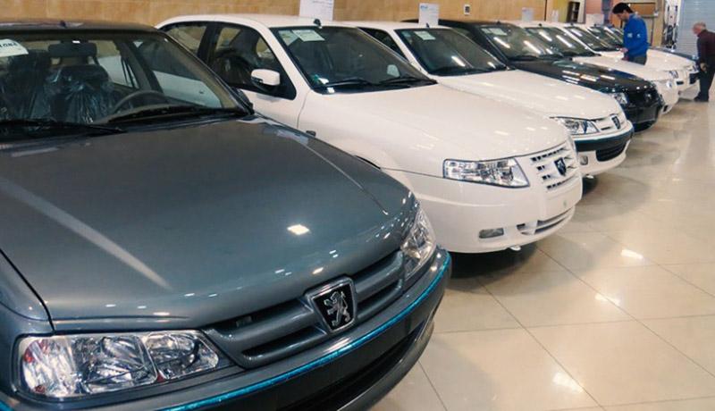 روند نزولی قیمت خودرو همچنان ادامه دارد