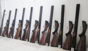 کشف و ضبط ۱۴ اسلحه شکاری غیرمجاز در سردشت