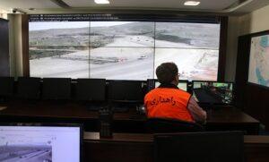مرکز حمل و نقل جادهای آذربایجانغربی رتبه نخست کشوری را کسب کرد