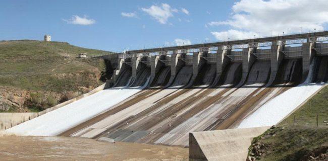 رهاسازی ۵۰ میلیون متر مکعب آب به دریاچه ارومیه آغاز شد