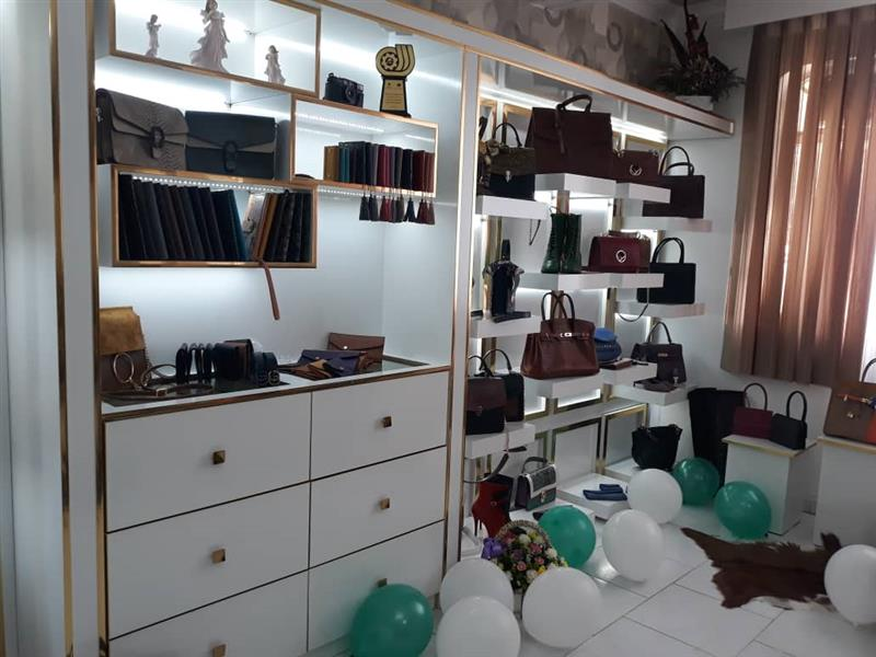 گالری عرضه محصولات چرم در ارومیه راهاندازی شد