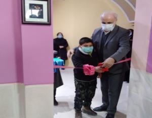 طرح توسعه موزه کودک در ارومیه افتتاح شد