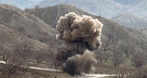 انفجار مین در سردشت تلفات جانی نداشت