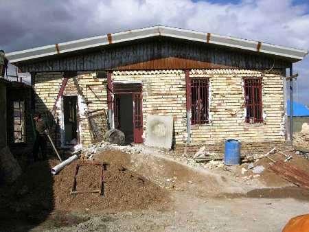 مقاوم سازی بیش از ۲۰۰۰ واحد مسکونی روستایی در چالدران