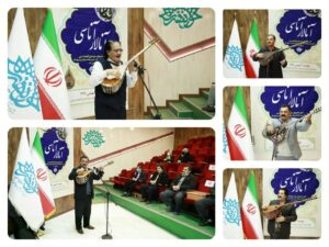 ویژه برنامه «آنالار آناسی» در ارومیه برگزار شد