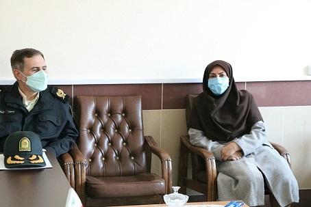 برگزاری نمایشگاه دائمی مبارزه با مصرف مواد مخدر در آذربایجان غربی