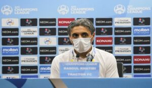 صعود به یک هشتم نهایی لیگ قهرمانان آسیا پاداش غیرت بازیکنان تراکتور است