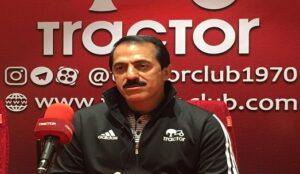 عباس چمنیان بابت مطالبات خود از باشگاه تراکتور شکایت کرد