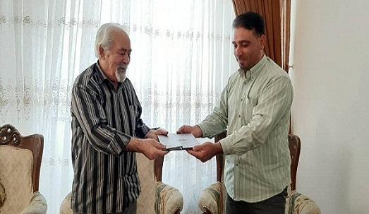 دیدار بسیج هنرمندان استان آذربایجان غربی با شاعر برجسته کشور