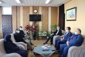 تاکید سرپرست مخابرات منطقه آذربایجان غربی بر اهتمام جدی جهت تسریع در پروژههای روستایی مخابرات
