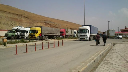 آغاز تردد مجدد اتوبوس های مسافری از مرز تمرچین پیرانشهر