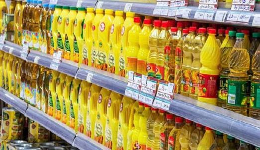 روغن نباتی مایع در تمامی فروشگاههای زنجیرهای استان توزیع شده است