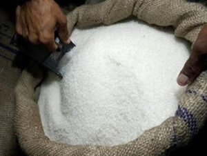 کشف بیش از ۵ میلیارد ریال شکر در منزل مسکونی
