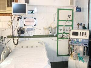 اهدای تجهیزات پزشکی به بیمارستان شهداء شوط